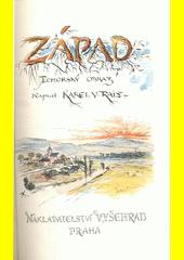 Západ : pohorský obraz  (odkaz v elektronickém katalogu)