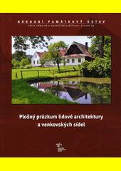 Plošný průzkum lidové architektury a venkovských sídel