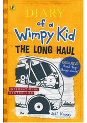 Diary of a wimpy kid : the long haul  (odkaz v elektronickém katalogu)