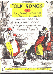 Folk songs of England, Ireland, Scotland and Wales  (odkaz v elektronickém katalogu)