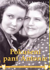 Pokušení paní Antonie  (odkaz v elektronickém katalogu)