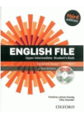 English file. Upper-intermediate student's book : [third edition]  (odkaz v elektronickém katalogu)