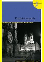 Pražské legendy  (odkaz v elektronickém katalogu)