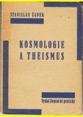 Kosmologie a theismus  (odkaz v elektronickém katalogu)