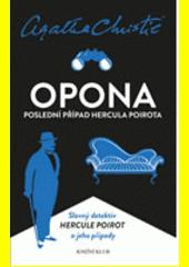 Opona : poslední případ Hercula Poirota  (odkaz v elektronickém katalogu)