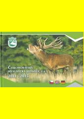 Českomoravská myslivecká jednota, z.s. 2011-2015