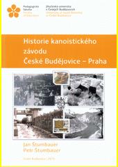 Historie kanoistického závodu České Budějovice - Praha / Jan Štumbauer, Petr Štumbauer (odkaz v elektronickém katalogu)