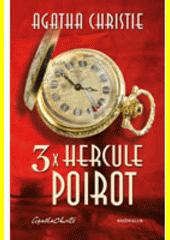 3x Hercule Poirot  (odkaz v elektronickém katalogu)
