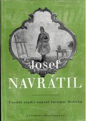 Josef Navrátil  (odkaz v elektronickém katalogu)
