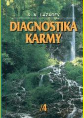 Diagnostika karmy. Kniha čtvrtá, Dotek s budoucností  (odkaz v elektronickém katalogu)