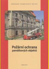 Požární ochrana památkových objektů  (odkaz v elektronickém katalogu)