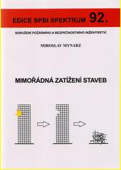 Mimořádná zatížení staveb  (odkaz v elektronickém katalogu)