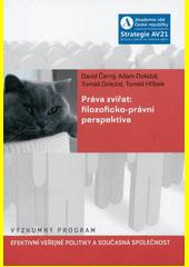 35cd45659e0 Jednotky  Práva zvířat  filozoficko-právní perspektiva