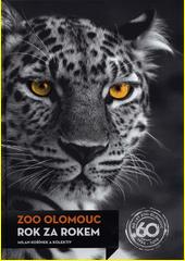 ZOO Olomouc rok za rokem  (odkaz v elektronickém katalogu)