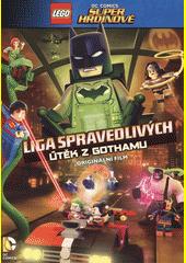 Lego DC Super hrdinové : Útěk z Gothamu (odkaz v elektronickém katalogu)