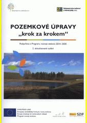 Pozemkové úpravy  krok za krokem  (odkaz v elektronickém katalogu)