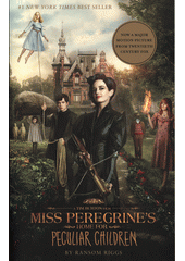 Miss Peregrine's home for peculiar children / by Ransom Riggs (odkaz v elektronickém katalogu)