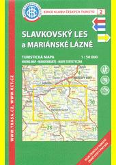 Slavkovský les a Mariánské Lázně : turistická mapa 1:50 000 (odkaz v elektronickém katalogu)