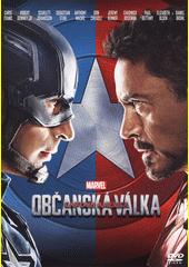 Captain America. Občanská válka  (odkaz v elektronickém katalogu)