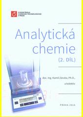 Analytická chemie. (2. díl)  (odkaz v elektronickém katalogu)
