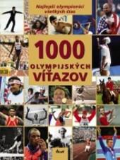 Obálka knihy 1000 olympijských víťazov