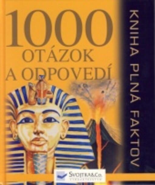 Obálka knihy 1000 otázok a odpovedí