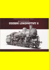 Osobní lokomotivy II  (odkaz v elektronickém katalogu)