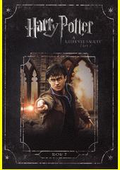 Harry Potter a Relikvie smrti.  část 1. (odkaz v elektronickém katalogu)