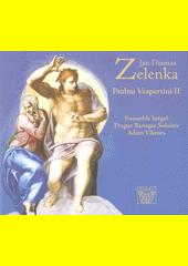 Psalmi Vespertini. II  (odkaz v elektronickém katalogu)