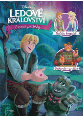 Buldin krystal / text: Jordan Apple and Jessica Julius ; artwork: Disney Storybook Art Team  ;  Oakenův vynález / napsala Jessica Julius ; ilustrace the Disney Storybook Art Team (odkaz v elektronickém katalogu)