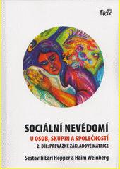 Sociální nevědomí u osob, skupin a společností. 2. díl, Převážně základové matrice  (odkaz v elektronickém katalogu)