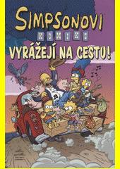 Simpsonovi vyrážejí na cestu (odkaz v elektronickém katalogu)