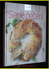 Slané pečení  (odkaz v elektronickém katalogu)