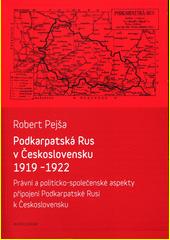Podkarpatská Rus v Československu 1919-1922 (odkaz v elektronickém katalogu)