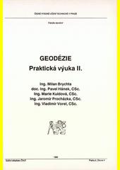 Geodézie : praktická výuka II  (odkaz v elektronickém katalogu)