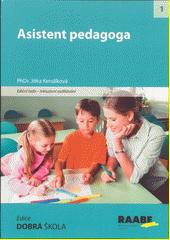 Asistent pedagoga  (odkaz v elektronickém katalogu)