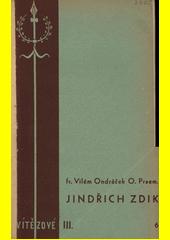 Jindřich Zdík  (odkaz v elektronickém katalogu)