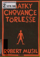 Zmatky chovance Törlesse  (odkaz v elektronickém katalogu)