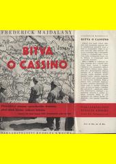 Bitva o Cassino  (odkaz v elektronickém katalogu)