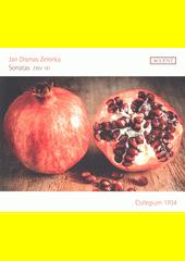 Sonatas, ZWV 181  (odkaz v elektronickém katalogu)