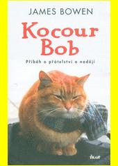 Kocour Bob : příběh o přátelství a naději  (odkaz v elektronickém katalogu)