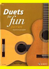 Duets for fun pro dvě kytary (odkaz v elektronickém katalogu)