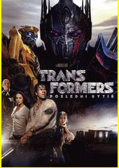 Transformers. Poslední rytíř  (odkaz v elektronickém katalogu)