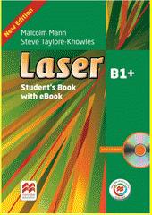 Laser B1+ : student's book  (odkaz v elektronickém katalogu)