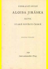 Staré pověsti české  (odkaz v elektronickém katalogu)