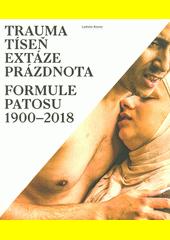 Trauma, tíseň, extáze, prázdnota : formule patosu 1900-2018  (odkaz v elektronickém katalogu)