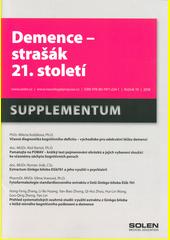 Demence - strašák 21. století (odkaz v elektronickém katalogu)