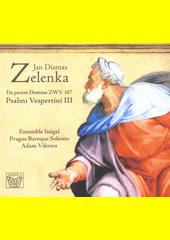 Psalmi Vespertini. III  (odkaz v elektronickém katalogu)