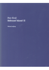 Sebrané básně II  (odkaz v elektronickém katalogu)