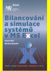 Bilancování a simulace systémů v MS Excel  (odkaz v elektronickém katalogu)